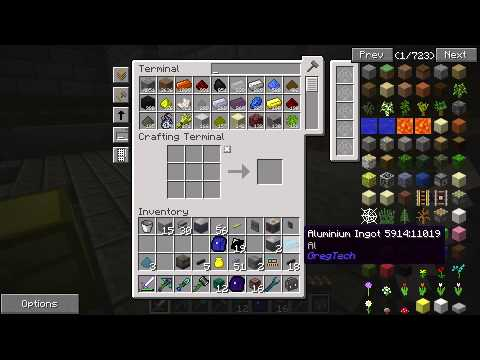 Industrial Rotation Beta 1, Episode 25 Advanced Ore Processing