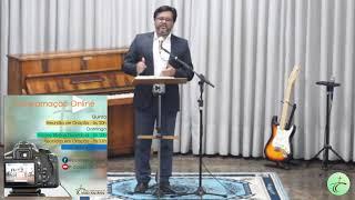 Culto Solene | Igreja Presbiteriana da Cidade das Artes | 31/05/2020