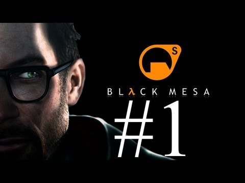 Black mesa ep 1 inbound anomalous materials for Operation black mesa download
