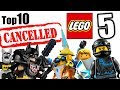 Top 10 Cancelled LEGO #5!