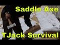 Velvicut Saddle Axe by Council Tools