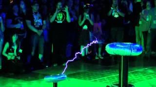 Musical Tesla Coil: MLP-MSP 2015