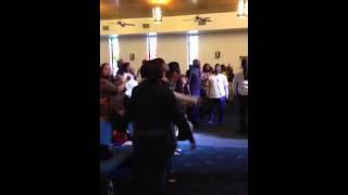 Chicago Mass Choir praise break