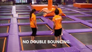Altitude Trampoline Park -  Safety Video