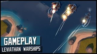 Leviathan Warships Gameplay (PC HD)