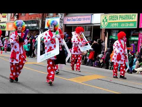 2017 Toronto Santa Claus Parade
