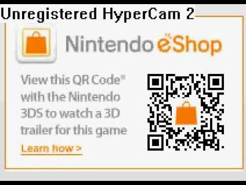 New super mario bros 2 3d trailer qr code youtube