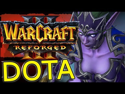 Warcraft Reforged Dota