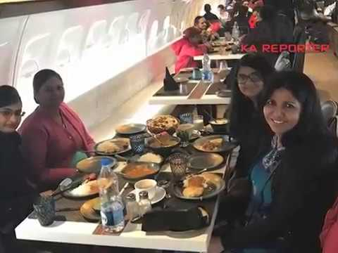 Ludhiana converts jet plane into a restaurant