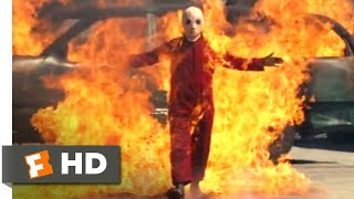 Us (2019) - Burning the Tethered Scene (10/10) | Movieclips