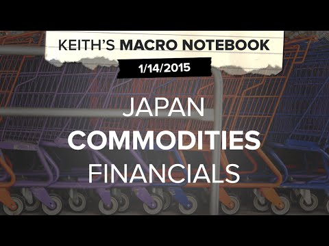 Keith's Macro Notebook 1/14: Japan | Commodities | Financials