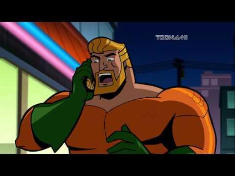 Aquaman (Batman: TBATB) vs Cyborg (Teen Titans) - Battles ...  |Batman The Brave And Bold Aquaman