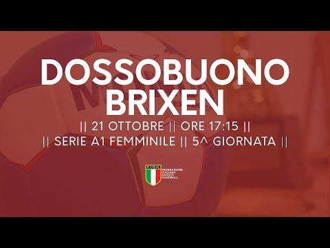Serie A1F [5^]: Dossobuono - Brixen 16-23