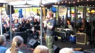 """Ed Sheeran - """"Wayfaring Stranger"""" & Loop Pedal Demo!! @ Maynard"""