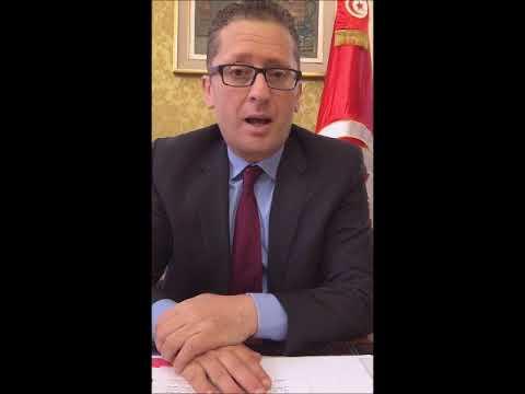 لقاء مع القنصل العام للجمهورية التونسية بليون