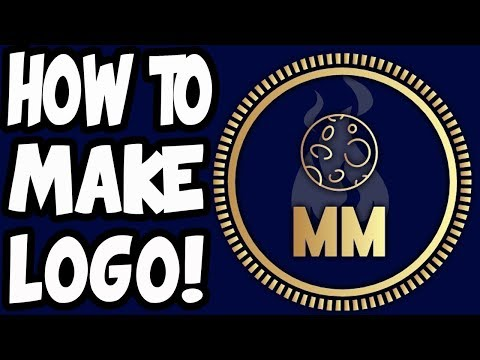 How To Make a FREE Logo (EASY + NO SOFTWARE)
