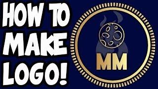 How To Make a FREE Logo (EASY + NO SOFTWARE)