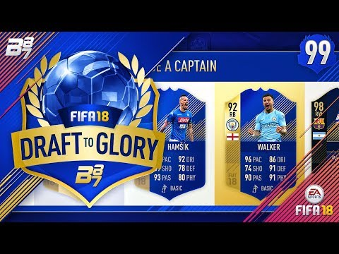 SERIE A TOTS TRIALIST! | FIFA 18 DRAFT TO GLORY #99