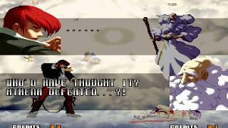 SNK vs CAPCOM Chaos ~ Iori Yagami【TAS】