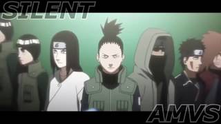 AMV [Naruto Shippuden] (DoodleBob)Goblins from Mars Trap Remix