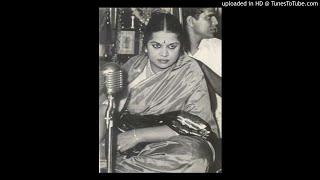 ML Vasanthakumari Nee Valayinche Chayaranjini GNB