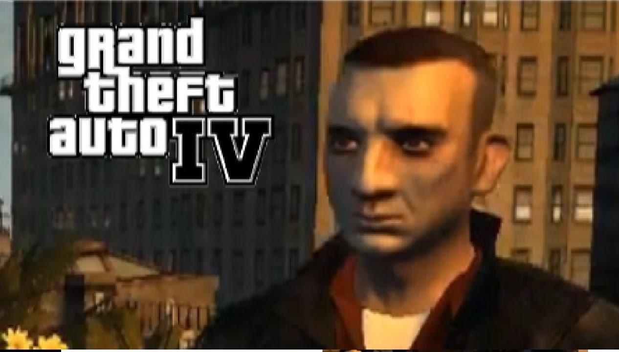 Grand Theft Auto Iv Random Character Brian Meech Hd
