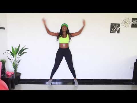 Afrobeats Dance Workout | Fat Burning HIIT Routine | No Equipment
