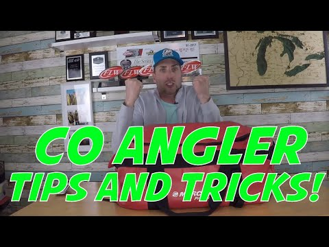 Fishing A Bass Tournament As A Co-angler (non-boater) Tips And Tricks For The Co!