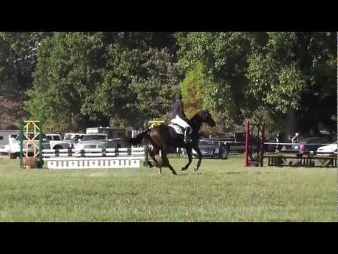 Flying Cross Horse Trials 2011 Woodford Manhattan Stadium BN.MTS
