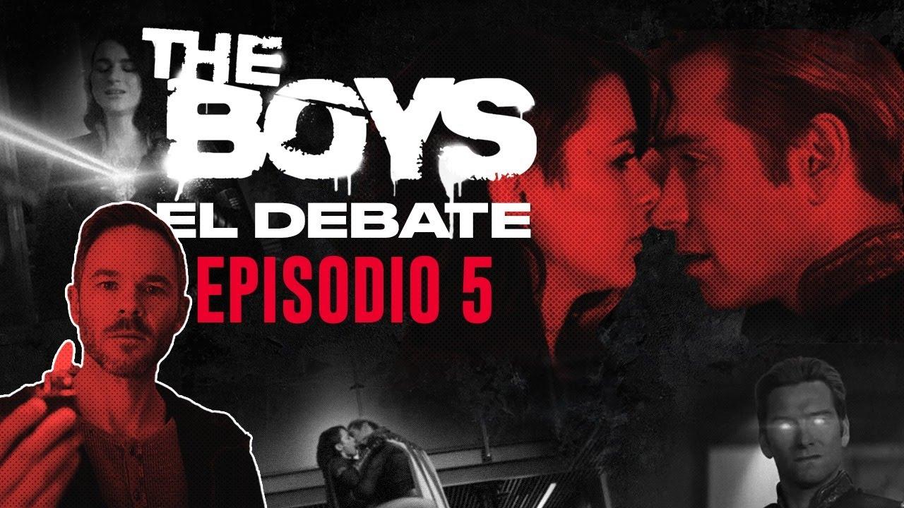 THE BOYS EPISODIO 5: ¿QUE PASA CON LAMPLIGHTER? | DEBATE CON SPOILERS Temporada 2