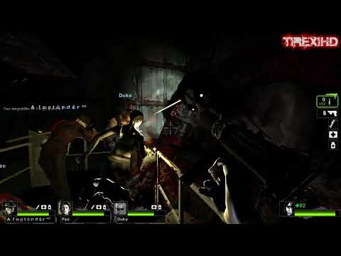Left 4 Dead 2 - Military Industrial Complex HD gameplay (M)