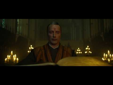 Kaecilius Kills Priest - Doctor Strange Deleted Scene