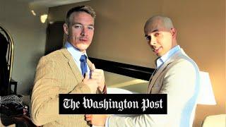 Diplo's suit maker: Brimble and Clark (Washington Post TV)