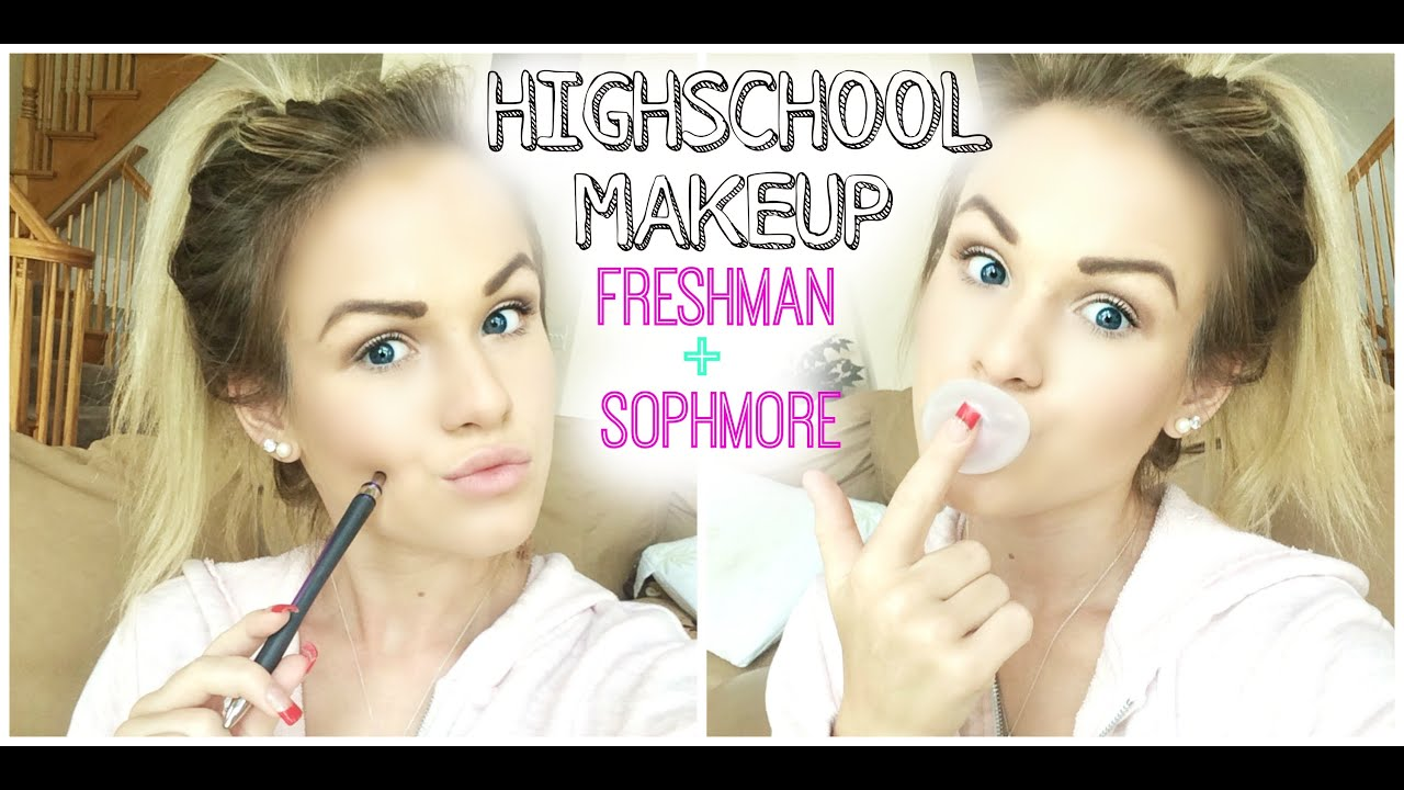 high school dating tips for girls without makeup pictures