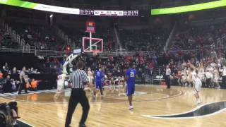 Watch Powers North Central hit the game...