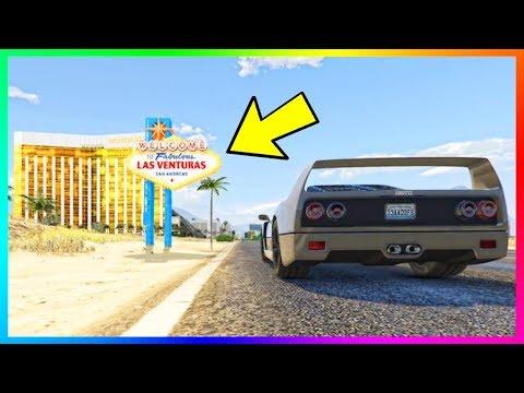 GTA 5 Las Venturas/San Fierro Expansion Info, NEW GTA Online DLC Content Details & MORE! (GTA V)