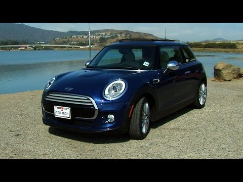 Car Tech - 2014 Mini Cooper
