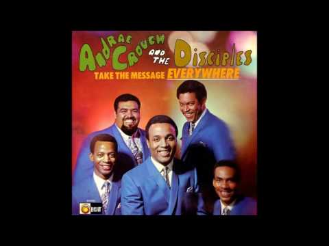 Andrae Crouch-Oh It Is Jesus