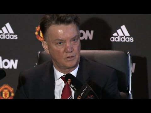 Louis van Gaal Says Manchester United Have No Injury Luck