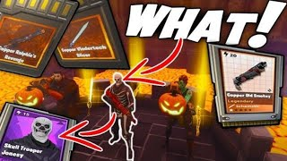 NO WAY! 15 BIRTHDAY LLAMA OPENING! GETTING SKULL TROOPER In A Llama And MORE! Fortnite
