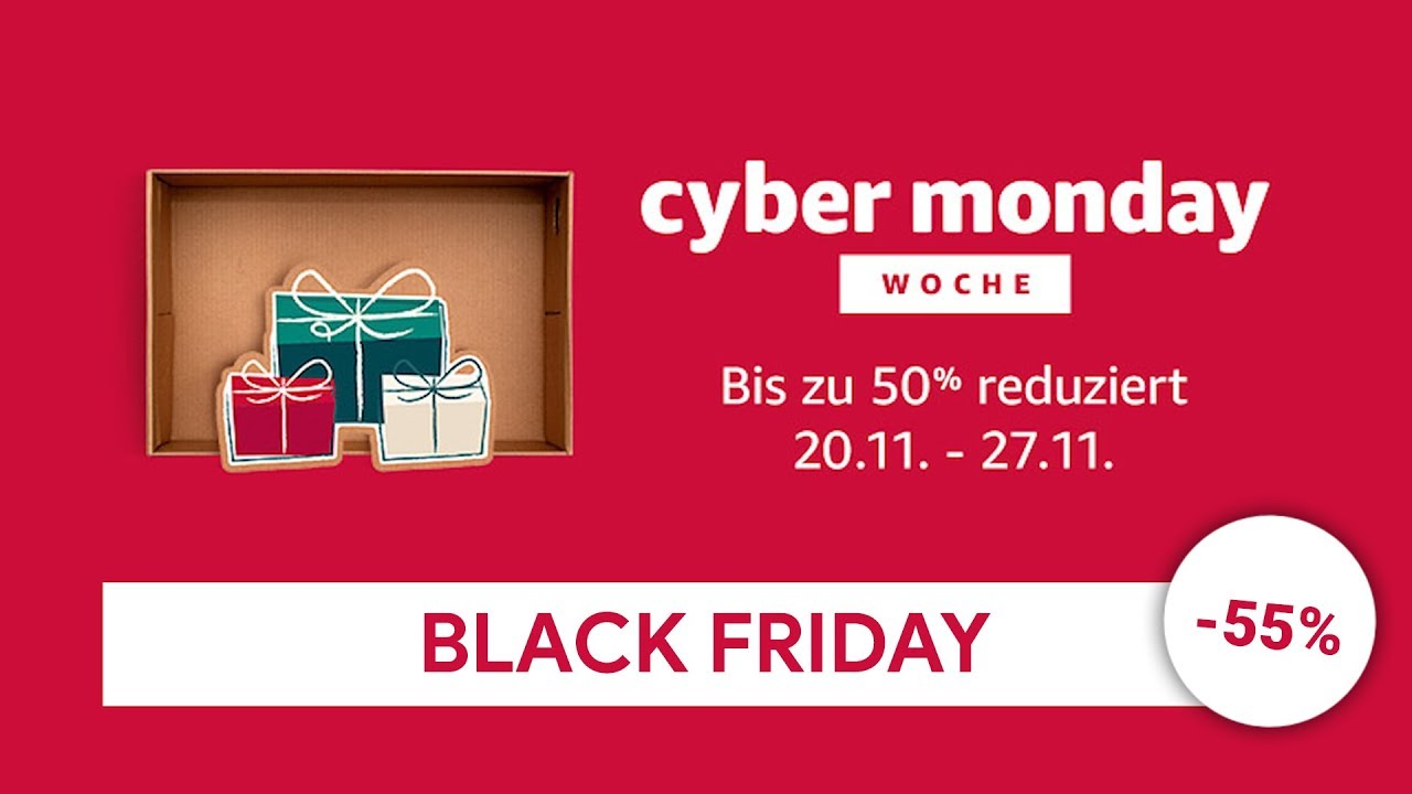 Beste Black Friday Angebote Amazon Cyber Monday Week Black Friday Top Angebote Des Tages Beste Schnäppchen