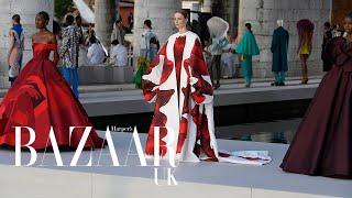 Best of the haute couture fashion shows: autumn/winter 2021 | Bazaar UK