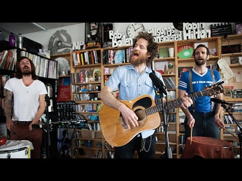 Chadwick Stokes: NPR Music Tiny Desk Concerts