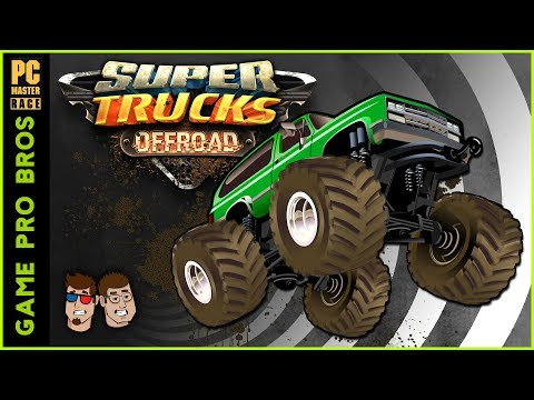 SuperTrucks Offroad - This Aint No Nascar - Game Pro Bros |