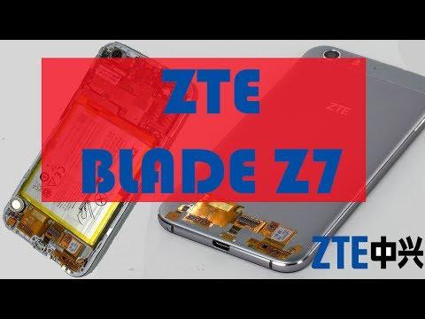 Ремонт разъема Micro-usb на смартфоне ZTE BLADE Z7