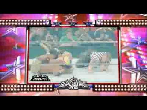 WWE Superstars 5/14/09 Part 2/4