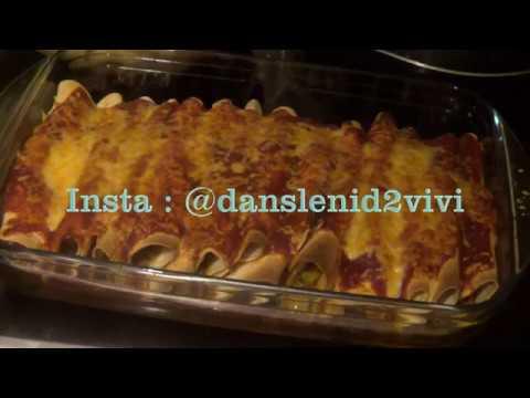 🍽dans-ma-cuisine/enchiladas,pain-cocotte,escalope-panée-et-galette-de-pommes-de-terre-#confinement