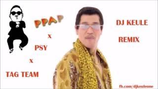 ppap vs psy ppap gangnam style dj keule remix