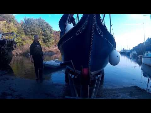 Privateer 20. The Irish sea Adventure Day 6