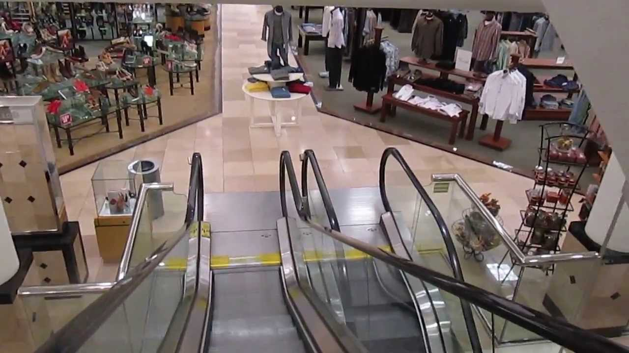 OampK Escalator Dillards At Chapel Hills Mall In Colorado